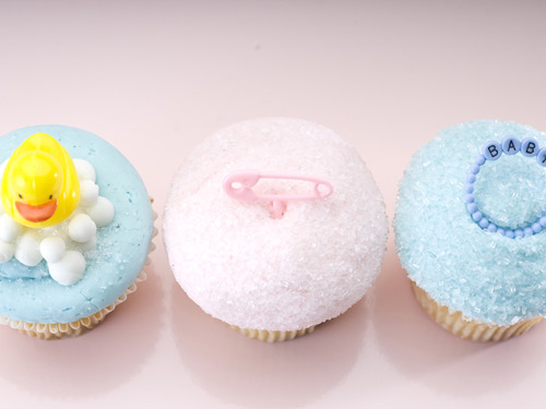 Baby Shower Cupcake Catering Yummy Cupcakes